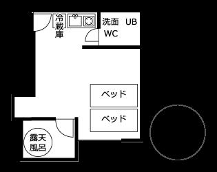 間取り図102